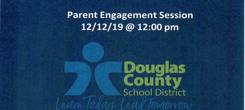 Parent Engagement Session