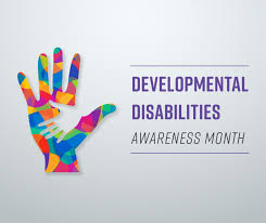 March is Developmental Disabilities Awareness Month | Disability awareness  month, Developmental disability awareness, Developmental disabilities